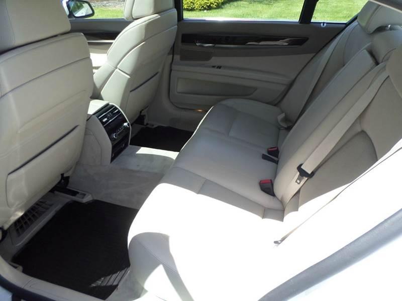 2012 BMW 7 Series AWD 750Li xDrive 4dr Sedan - Monroe MI