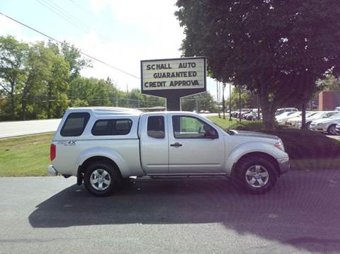 2010 Nissan Frontier for sale in Monroe, MI