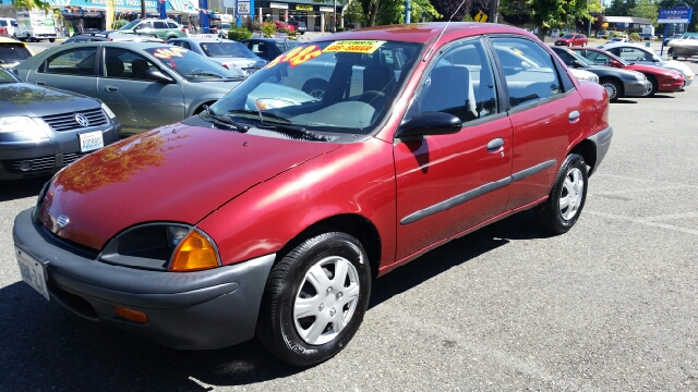 1996 Geo Metro for sale in LYNNWOOD WA