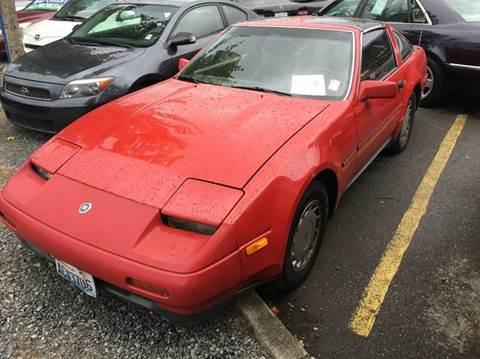 1988 Nissan 300ZX for sale in Lynnwood, WA