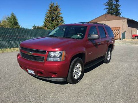 2007 Chevrolet Tahoe for sale in Lynnwood, WA