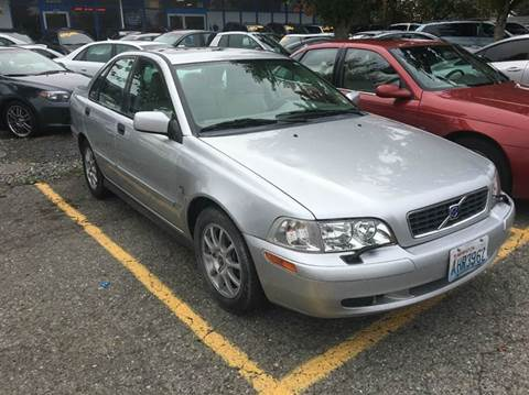 2004 Volvo S40 for sale in Lynnwood, WA