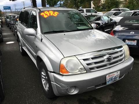 2004 Suzuki XL7 for sale in Lynnwood, WA
