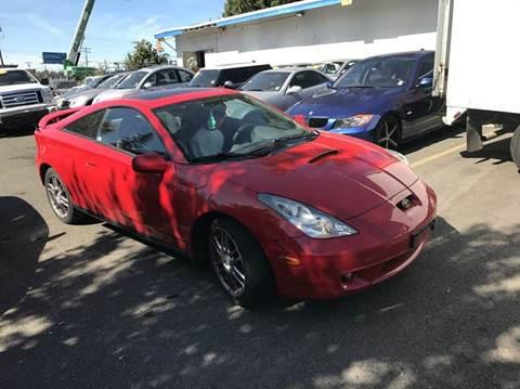 2001 Toyota Celica for sale in Lynnwood, WA