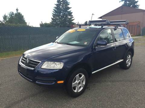 2005 Volkswagen Touareg for sale in Lynnwood, WA
