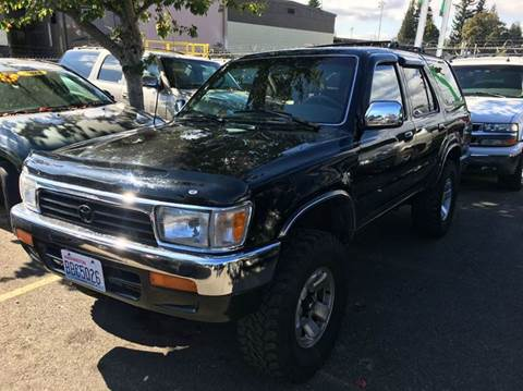 1995 Toyota 4Runner for sale in Lynnwood, WA