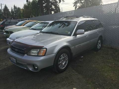 2004 Subaru Outback for sale in Lynnwood, WA
