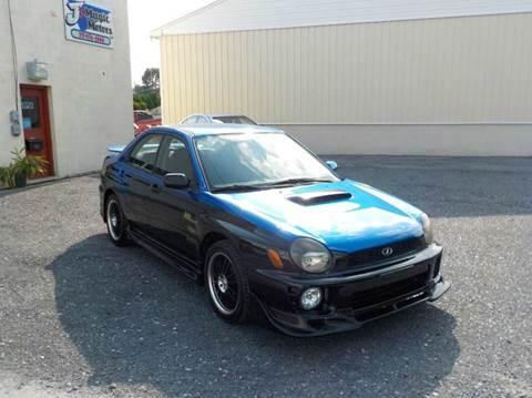 2002 Subaru Impreza for sale in Lebanon, PA