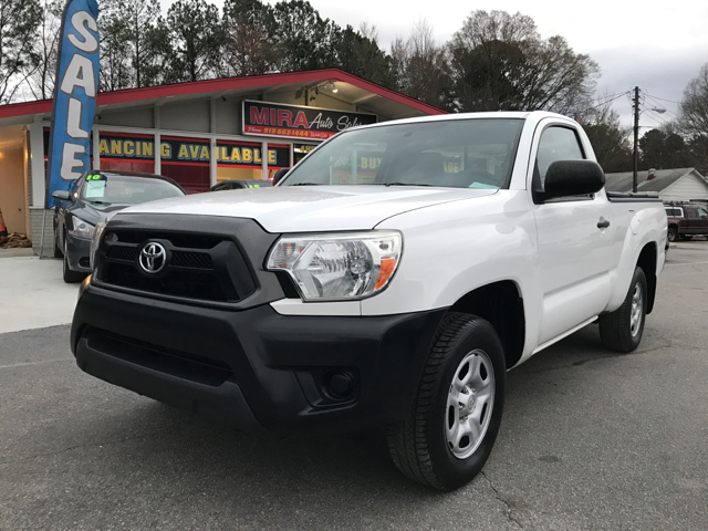 Buy Here Pay Here Raleigh Nc >> Toyota Tacoma For Sale in Raleigh, NC - Carsforsale.com