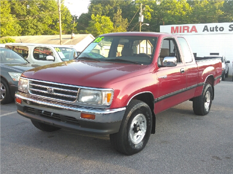 1995 Toyota T100 for sale in Raleigh, NC