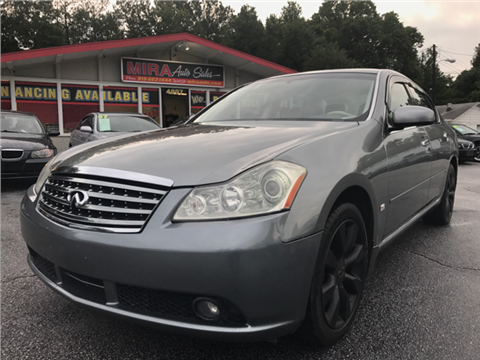 2007 Infiniti M35 for sale in Raleigh, NC
