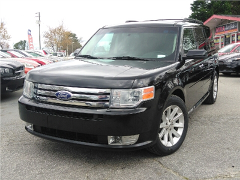2012 Ford Flex for sale in Raleigh, NC