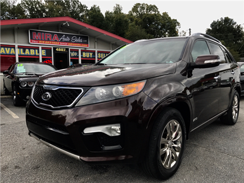 2012 Kia Sorento for sale in Raleigh, NC