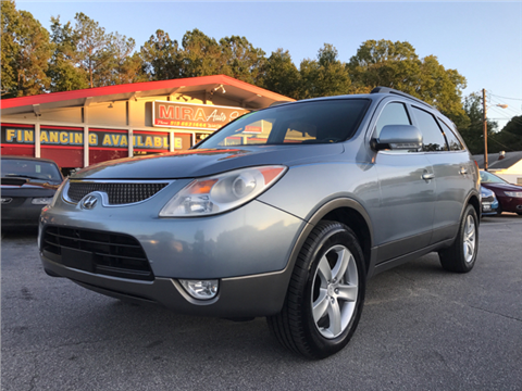 2007 Hyundai Veracruz for sale in Raleigh, NC