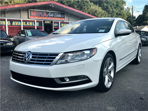 2013 Volkswagen CC for sale in Raleigh, NC