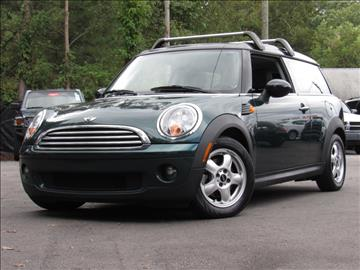 2010 MINI Cooper Clubman for sale in Raleigh, NC