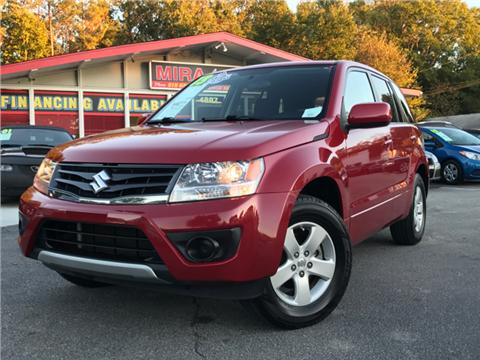 2013 Suzuki Grand Vitara for sale in Raleigh, NC