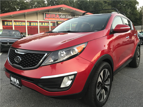 2011 Kia Sportage for sale in Raleigh, NC