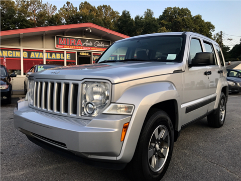 2008 Jeep Liberty for sale in Raleigh, NC