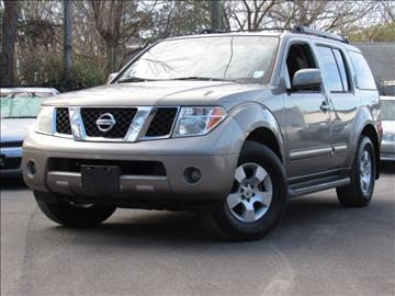 2007 Nissan Pathfinder for sale in Raleigh, NC