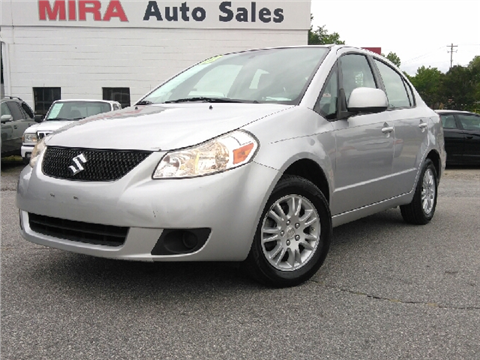 2013 Suzuki SX4 for sale in Raleigh, NC