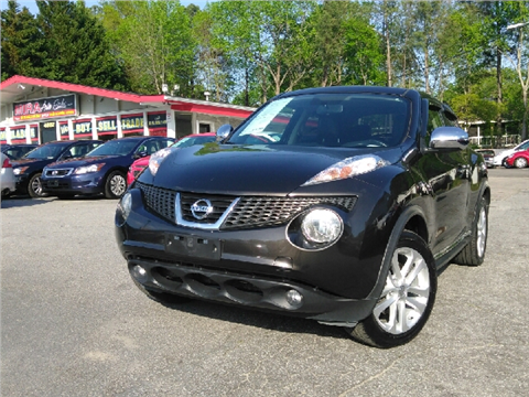 2011 Nissan JUKE for sale in Raleigh, NC