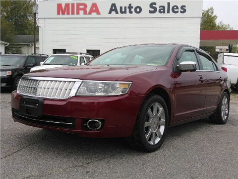 2007 Lincoln MKZ for sale in Raleigh, NC