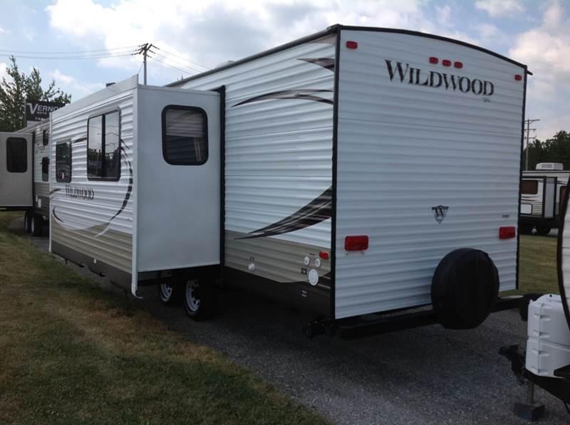 2014 Wildwood 28 DBUD  - York PA