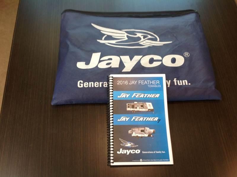 2016 Jayco Jay Feather 16XRB Hybrid  - York PA