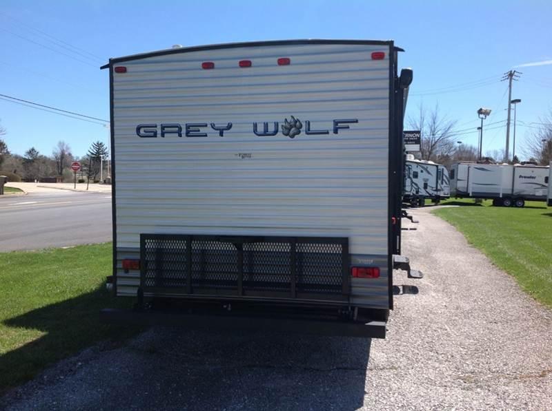 2014 Grey Wolf Limited 23BD  - York PA