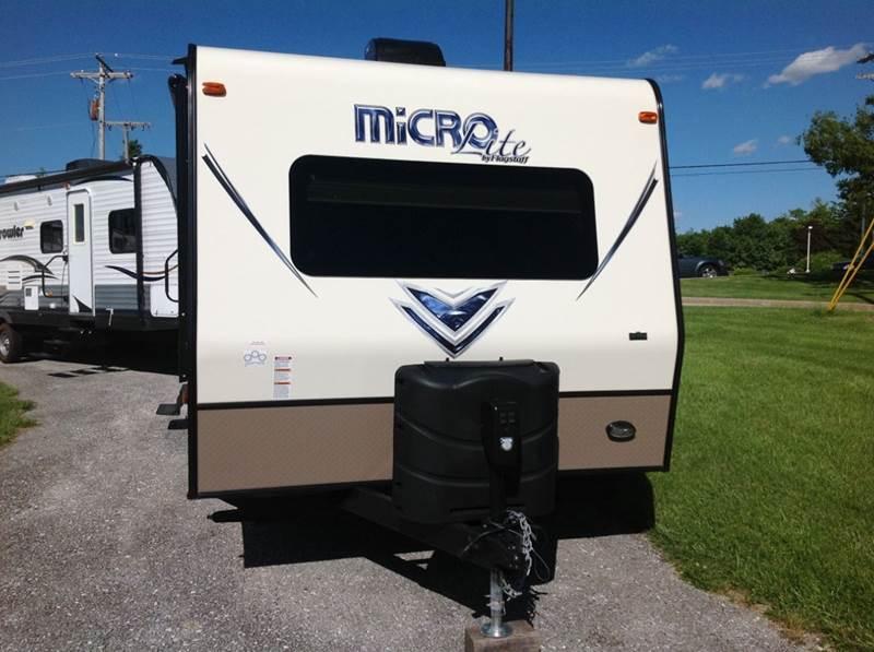 2017 Flagstaff Micro Lite 21FBRS  - York PA
