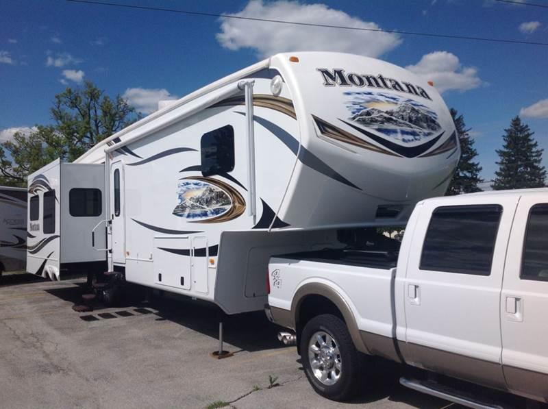 2013 Keystone Montana 3582RL  - York PA