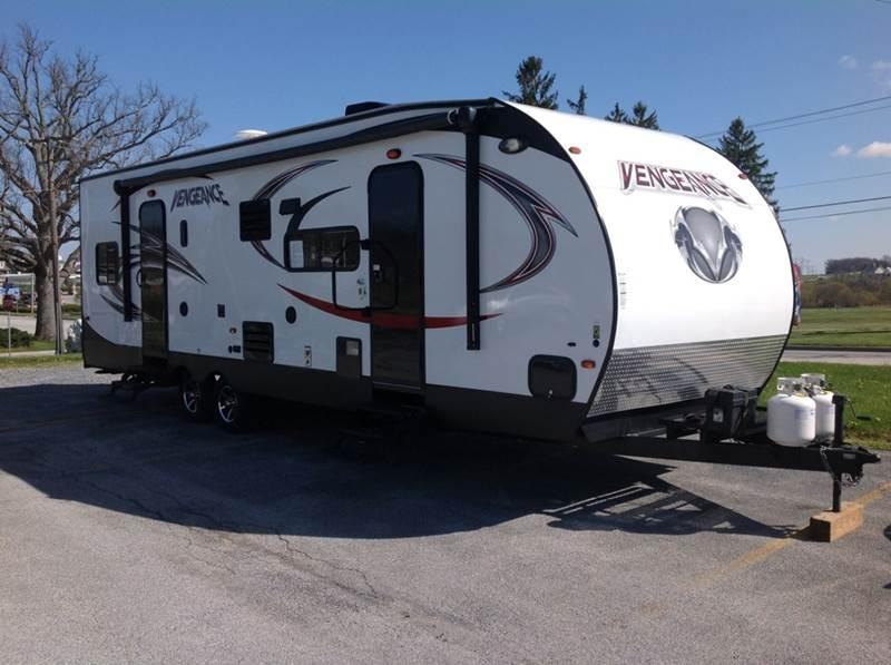 2015 Cherokee Vengeance 29V Toy Hauler  - York PA