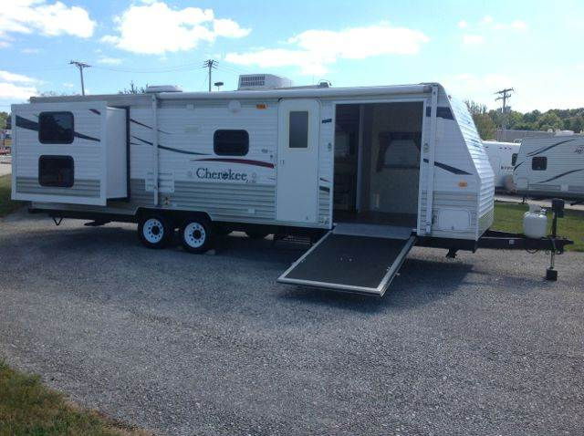 2008 Forest River Cherokee Lite 28A+