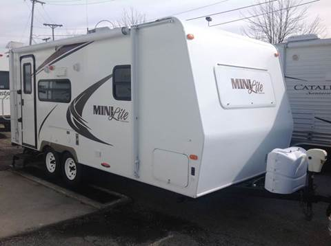 2011 Rockwood Mini Lite 2109S