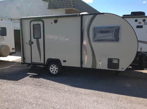 2010 Rockwood Mini Lite ETC 184