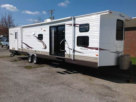 2014 Coachmen Catalina Deluxe Edition 38BH