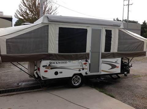 2013 Rockwood 1907BH Premier Tent Camper