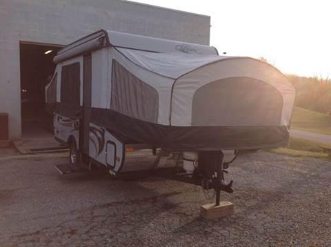 2014 Coachmen Clipper 125ST Tent Camper