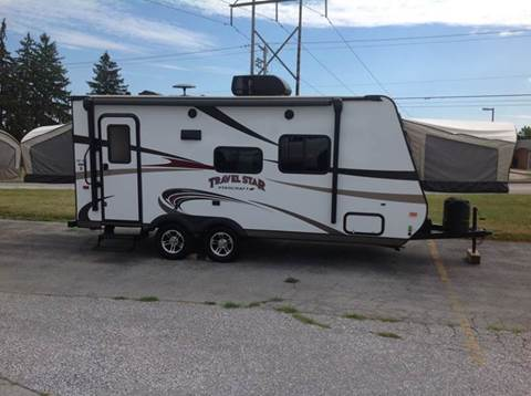 2016 Starcraft Travel Star 207RB Hybrid