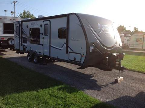 2018 Coachmen Apex Ultra Lite 249RBS