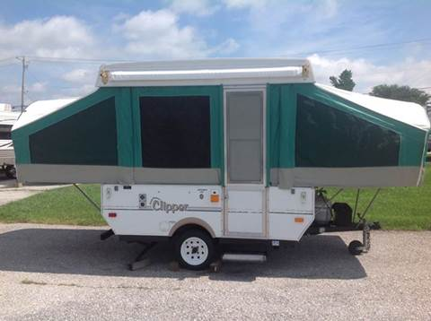 2005 Coachmen Clipper Sport 086