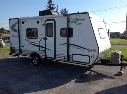 2015 Coachmen Clipper 17 FQ