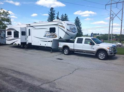 2013 Keystone Montana 3582RL