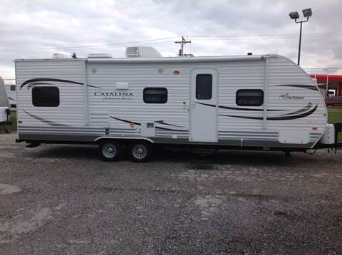 2014 Coachmen Catalina Santara 273 TBS