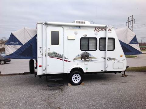 2009 Kodiak by Skamper Hybrid Ultra Lite 160