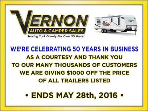 2016 Vernon Auto Sales 50th Anniversary Sale