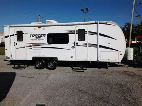 2014 Tracer Air by Forest River Touring 242