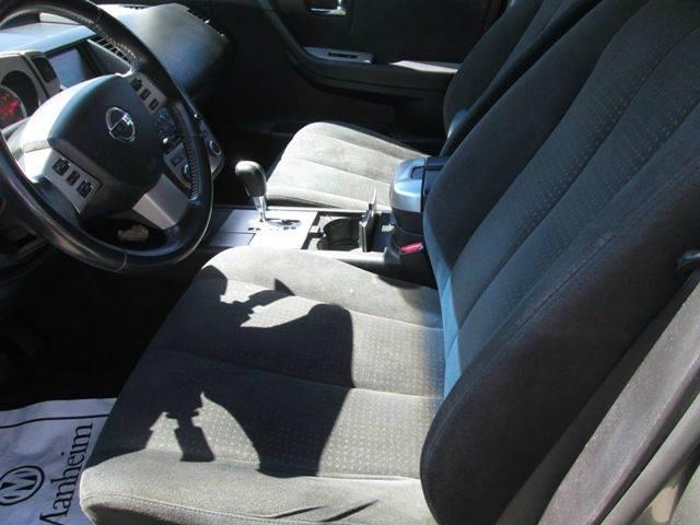 2007 Nissan Murano SL 4dr SUV - Fremont CA