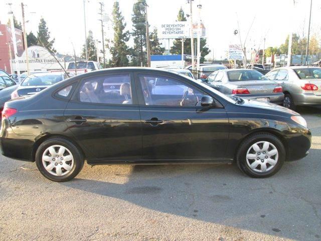 2007 Hyundai Elantra GLS 4dr Sedan - Fremont CA